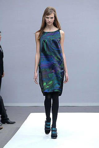 Alberta Ferretti Fall 2008 Ready-to-wear Collections - 003