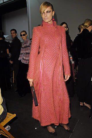 Giorgio Armani Fall 2008 Ready-to-wear Backstage - 002