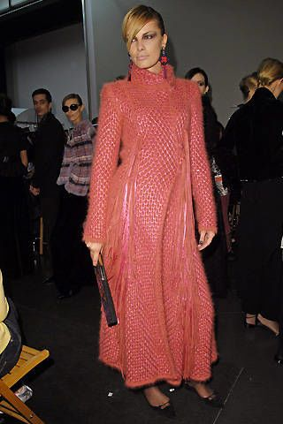 Giorgio Armani Fall 2008 Ready-to-wear Backstage - 002
