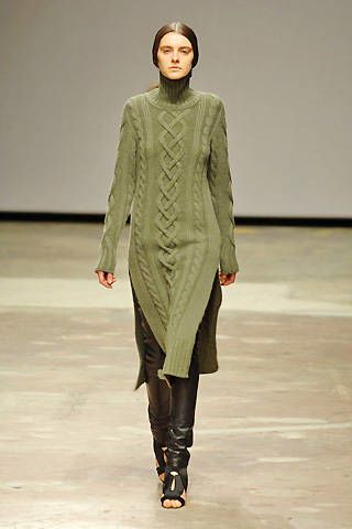 Christopher Kane Fall 2008 Ready-to-wear Collections - 002