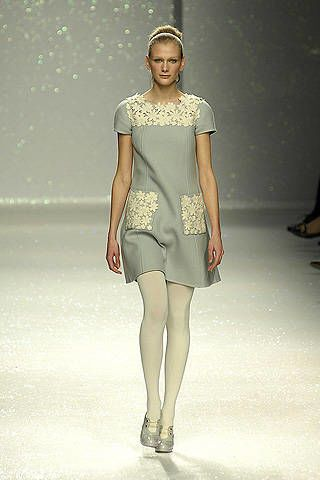 Luisa Beccaria Fall 2008 Ready-to-wear Collections - 002