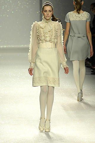 Luisa Beccaria Fall 2008 Ready-to-wear Collections - 003