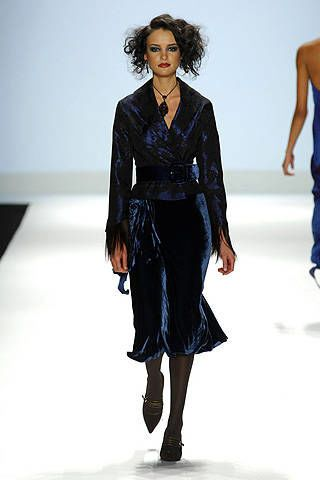 Project Runway Chris March Fall 2008 Ready-to-wear Collections - 003
