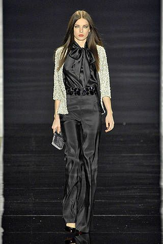 Naeem Khan Fall 2008 Ready-to-wear Collections - 002