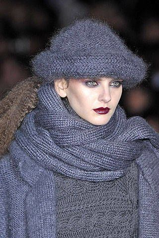 Julien Macdonald Fall 2008 Ready-to-wear Detail - 002