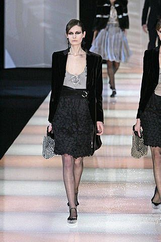 Giorgio Armani Fall 2008 Ready-to-wear Collections - 002