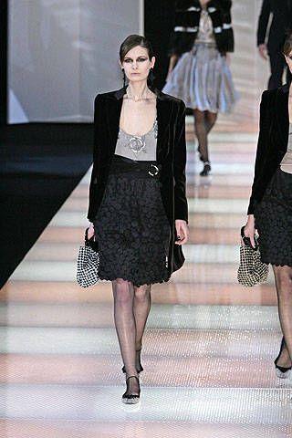 Giorgio Armani Fall 2008 Ready-to-wear Collections - 002