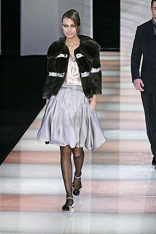 Giorgio Armani Fall 2008 Ready-to-wear Collections - 003