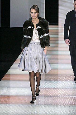 Giorgio Armani Fall 2008 Ready-to-wear Collections - 003