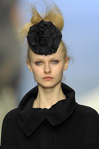 Sportmax Fall 2008 Ready-to-wear Detail - 003