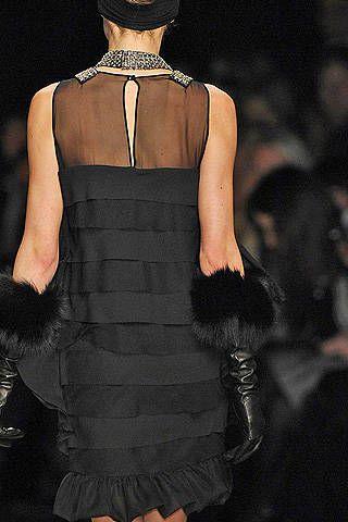 La Perla Fall 2008 Ready-to-wear Detail - 002