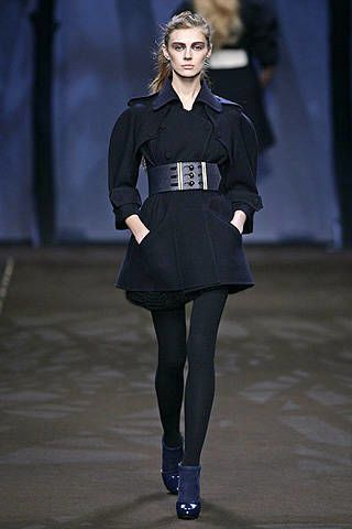 Fendi Fall 2008 Ready-to-wear Collections - 003