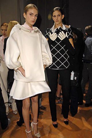 6267 Fall 2008 Ready-to-wear Backstage - 003