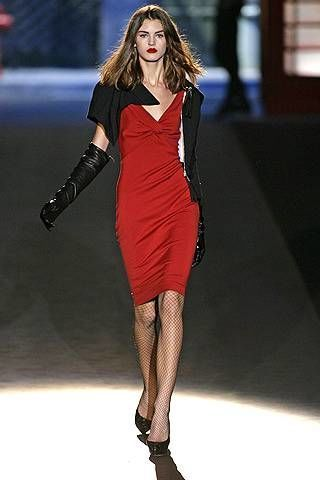 DSquared2 Fall 2008 Ready-to-wear Collections - 002