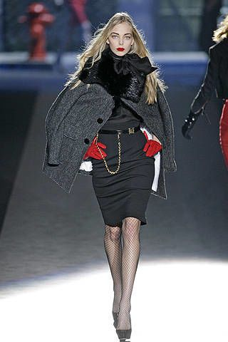 DSquared2 Fall 2008 Ready-to-wear Collections - 003