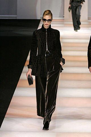 Emporio Armani Fall 2008 Ready-to-wear Collections - 002