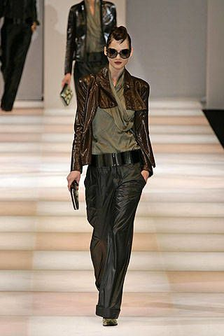Emporio Armani Fall 2008 Ready-to-wear Collections - 003