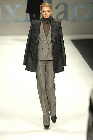 Max Mara Fall 2008 Ready-to-wear Collections - 002
