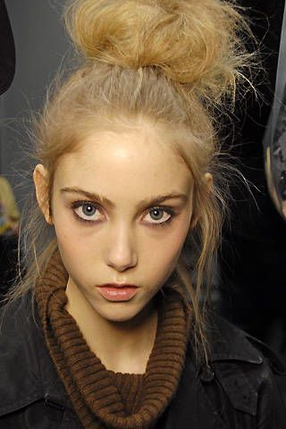 Sportmax Fall 2008 Ready-to-wear Backstage - 002