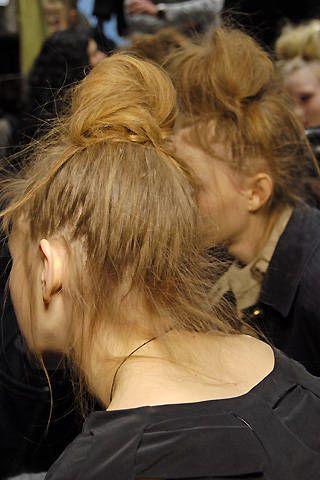 Sportmax Fall 2008 Ready-to-wear Backstage - 003