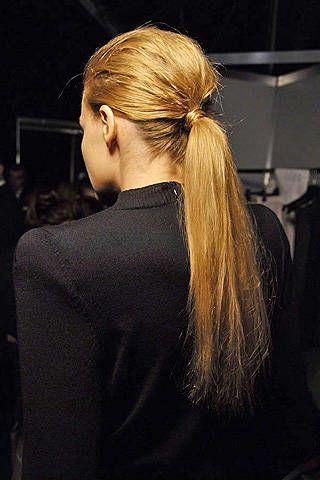 Max Mara Fall 2008 Ready-to-wear Backstage - 002