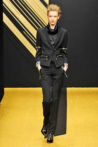 Gaspard Yurkievich Fall 2008 Ready-to-wear Collections - 002