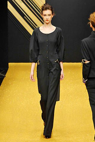 Gaspard Yurkievich Fall 2008 Ready-to-wear Collections - 003