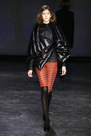 AF Vandevorst Fall 2008 Ready-to-wear Collections - 002