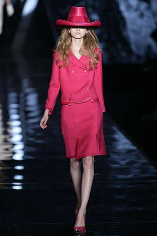 Christian Dior Fall 2008 Ready-to-wear Collections - 002
