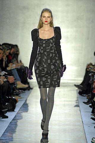 Clothing, Footwear, Fashion show, Shoulder, Runway, Joint, Outerwear, Fashion model, Style, Fashion,