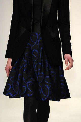 Jens Laugesen Fall 2008 Ready&#45&#x3B;to&#45&#x3B;wear Detail &#45&#x3B; 003