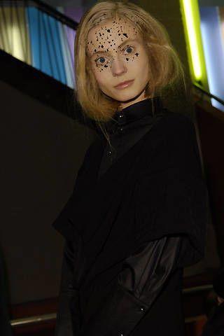 AF Vandevorst Fall 2008 Ready-to-wear Backstage - 002