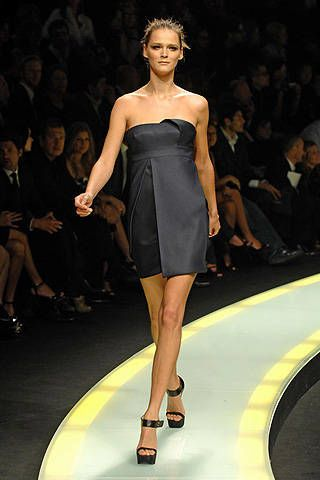 Versace Fall 2008 Ready-to-wear Collections - 002