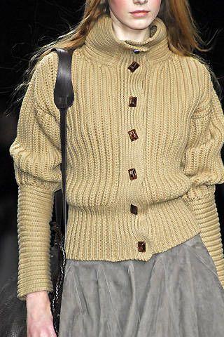 Trussardi Fall 2008 Ready-to-wear Detail - 003