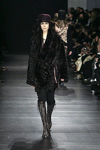 Ann Demeulemeester Fall 2008 Ready-to-wear Collections - 003