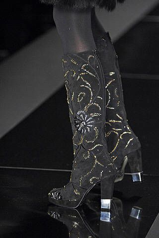 Richmond Fall 2008 Ready-to-wear Detail - 003