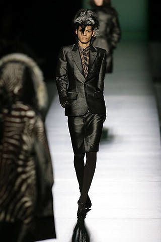Jean Paul Gaultier Fall 2008 Ready-to-wear Collections - 002