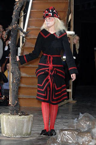 Bernhard Willhelm Fall 2008 Ready-to-wear Collections - 003