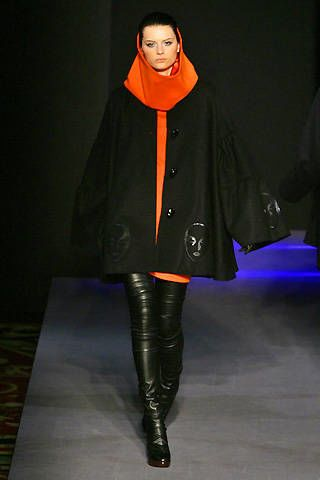 Cher Michel Klein Fall 2008 Ready-to-wear Collections - 002