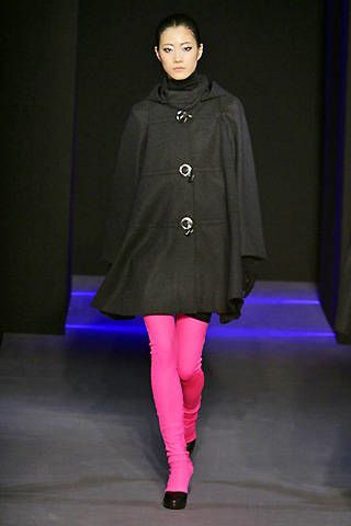 Cher Michel Klein Fall 2008 Ready-to-wear Collections - 003