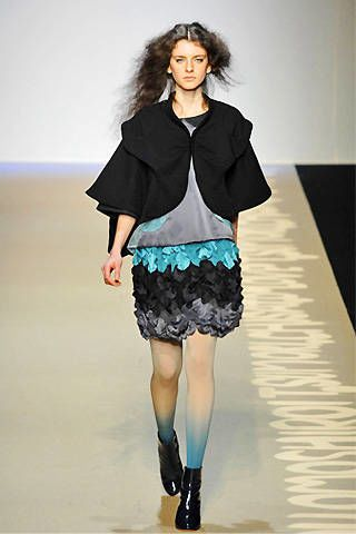 Tsumori Chisato Fall 2008 Ready-to-wear Collections - 002