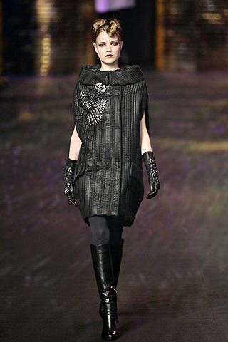 Christian Lacroix Fall 2008 Ready-to-wear Collections - 003