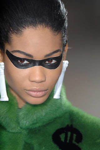 Jeremy Scott Fall 2008 Ready&#45&#x3B;to&#45&#x3B;wear Detail &#45&#x3B; 002