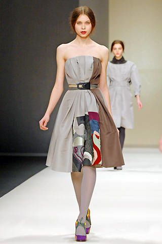 Antonia Marras Fall 2008 Ready-to-wear Collections - 003