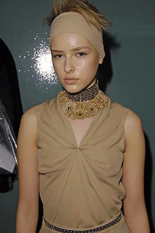 La Perla Fall 2008 Ready-to-wear Backstage - 003