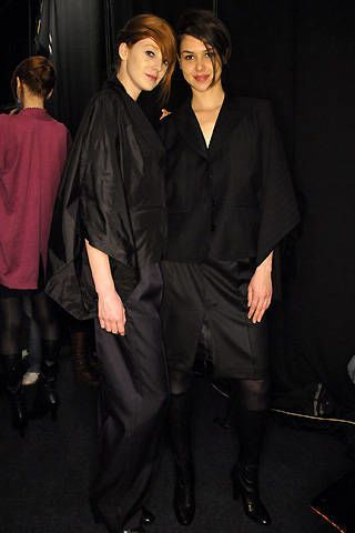 Lutz Fall 2008 Ready-to-wear Backstage - 003