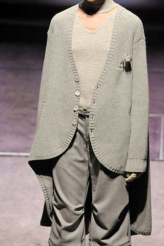 Undercover Fall 2008 Ready-to-wear Detail - 002