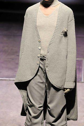 Undercover Fall 2008 Ready&#45&#x3B;to&#45&#x3B;wear Detail &#45&#x3B; 002