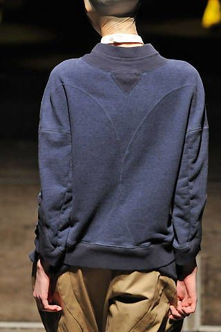 Undercover Fall 2008 Ready-to-wear Detail - 003