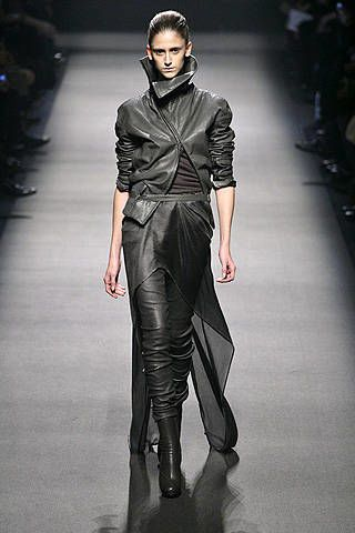 Haider Ackermann Fall 2008 Ready-to-wear Collections - 002
